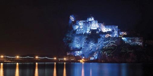 Castello di luce