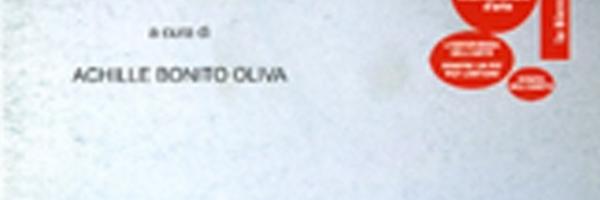 Achille Bonito Oliva (a cura di) Isola della poesia